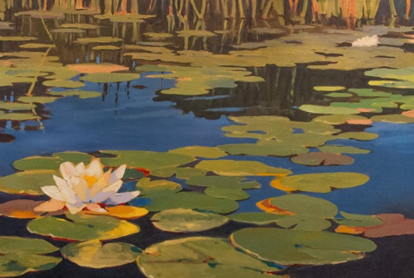 SHL_Gallery_NoTitle-WaterLillies_NoArtist